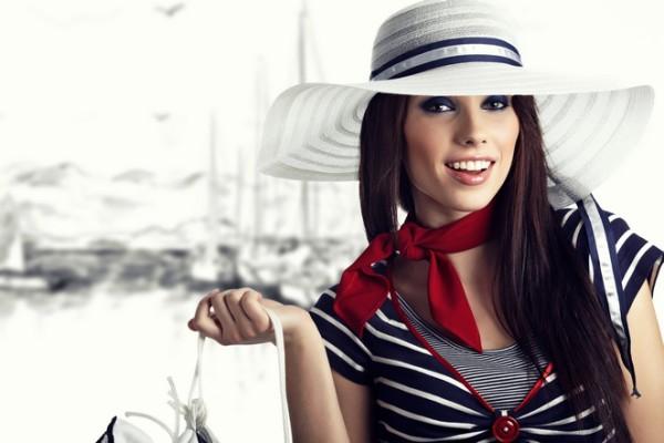 Rozpocznij wakacje w marynarskim stylu.