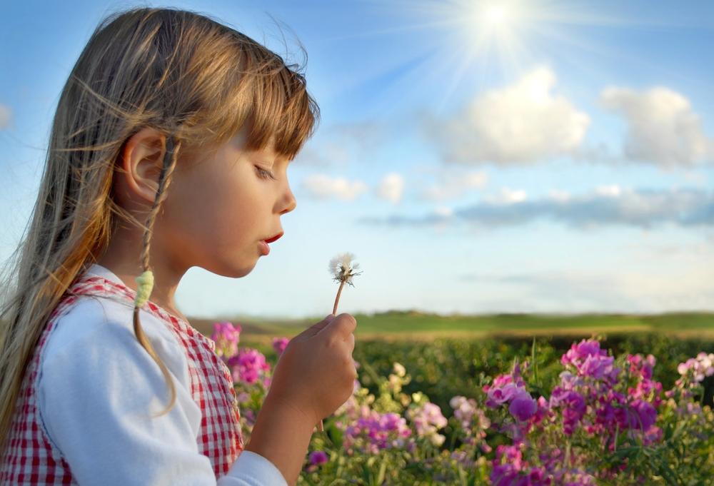 Przyczyną kaszlu u dziecka może być alergia