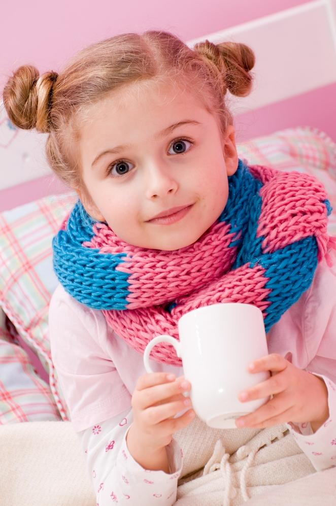 Jeśli infekcja nie jest groźna, kaszel dziecka możesz kurować domowymi sposobami