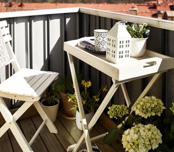 Stwórz na swoim balkonie namiastkę ogrodu