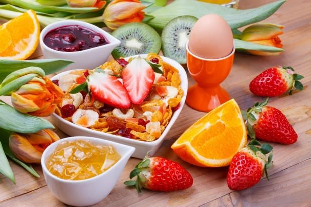 Odpowiednio zbilansowana dieta pomoże ci zrzucić zbędne kilogramy