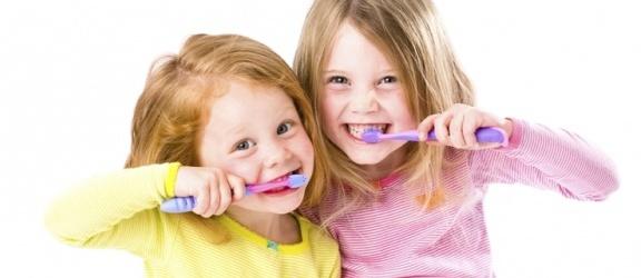 Dziecięce zęby