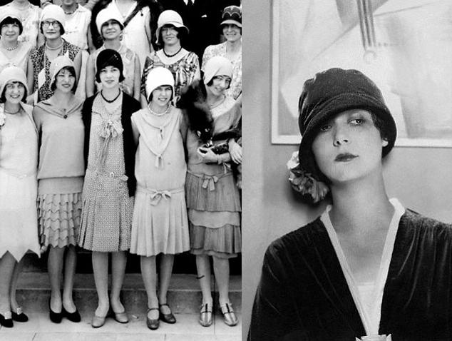 Dwa zdjęcia z lat 20