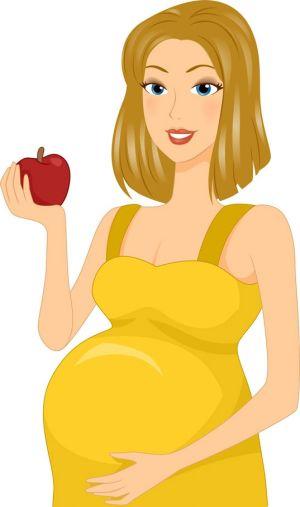 Zaparcia w trakcie ciąży