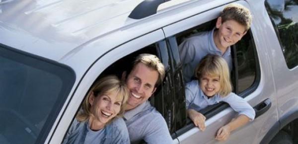 Wygodny i bezpieczny samochód
