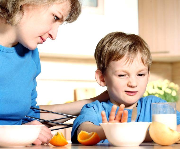 Istnieje wiele przyczyn braku apetytu u dzieci