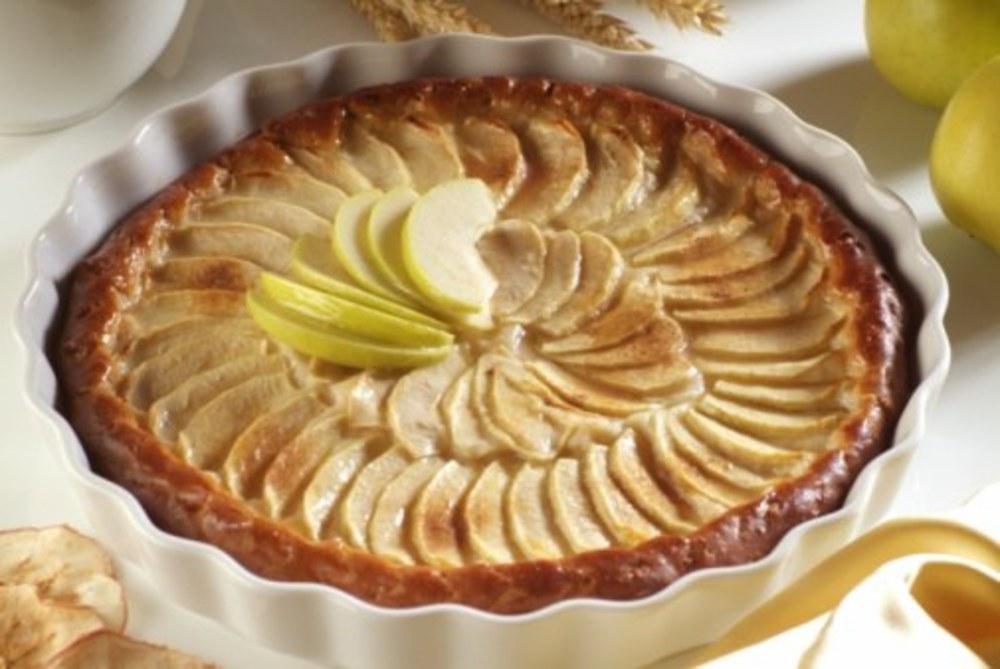 Tarta z jabłuszkami