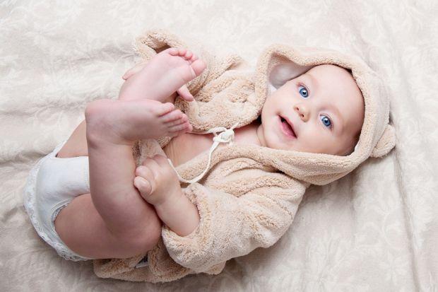 AZS u niemowląt