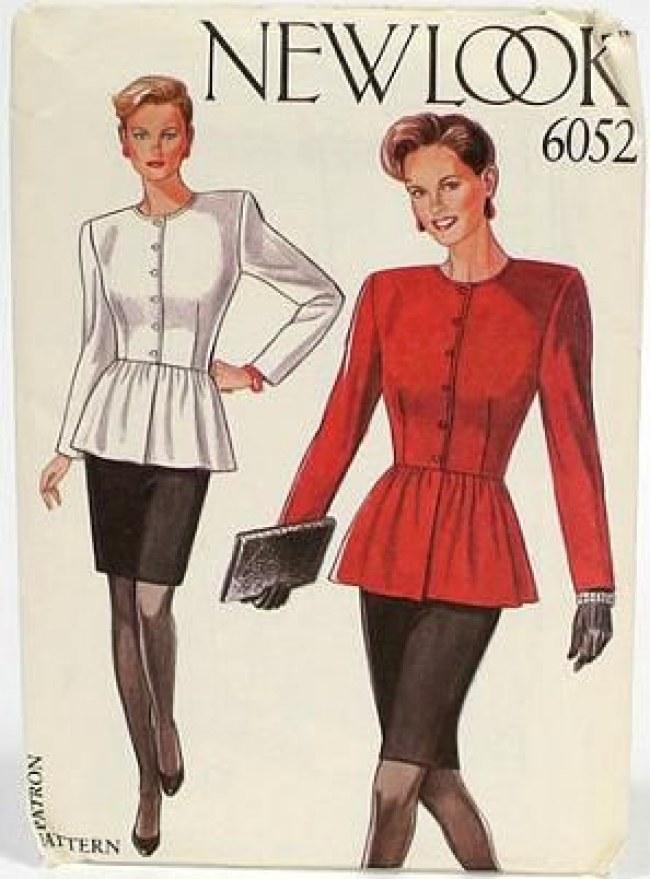 Moda lat 80