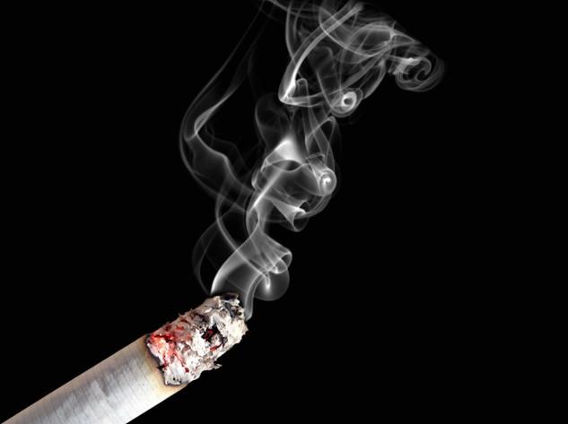 Dym papierosowy