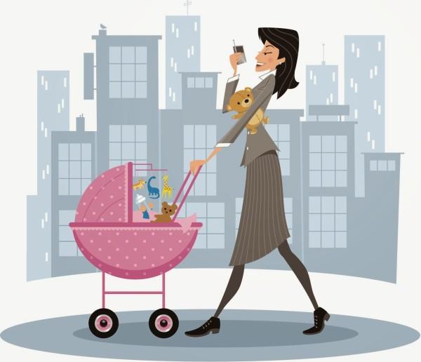 Praca po porodzie