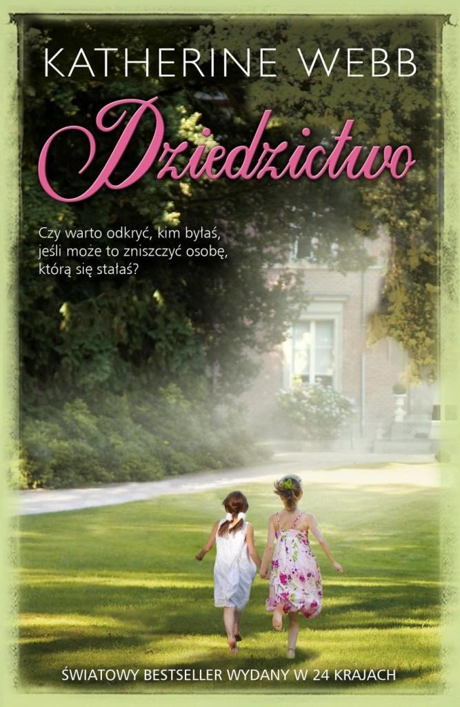 """Debiutancka powieść Katherine Webb - """"Dziedzictwo"""" (Źródło: www.xiegarnia.pl)"""