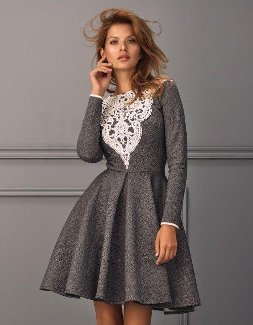 Sukienka powinna maskować mankamenty sylwetki i podkreślać jej atuty