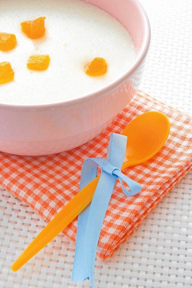 Kaszka dla niemowląt to posiłek stanowiący źródło wielu cennych składników odżywczych
