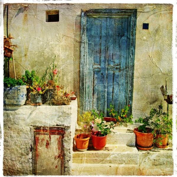 Grecki ogród