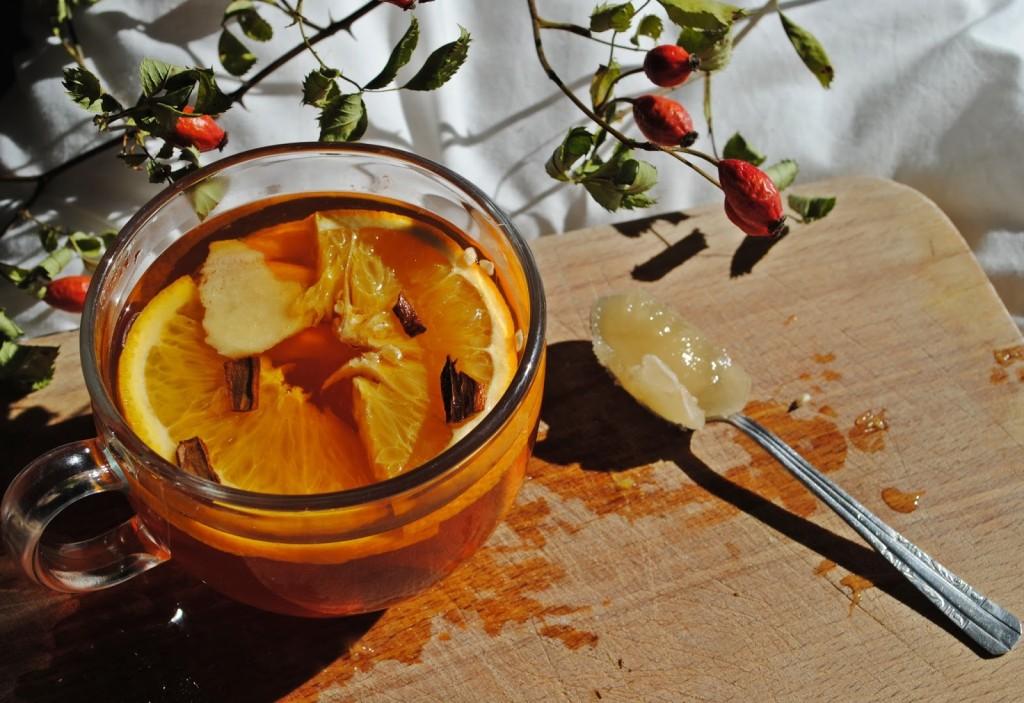 Gorący napój to doskonały wybór na jesienny wieczór