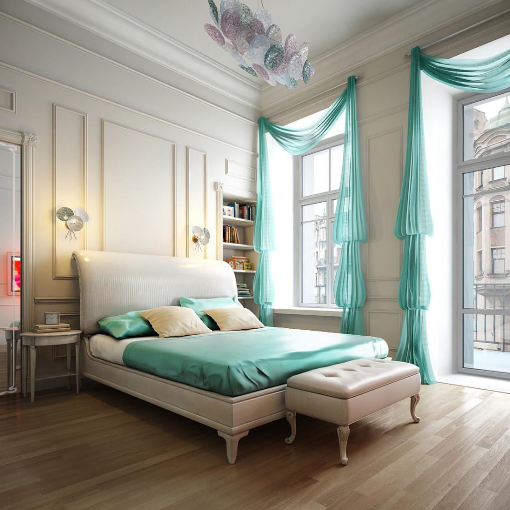 Włoskie wnętrza utrzymane są w stonowanej kolorystyce, którą rozświetlają kolorowe dodatki