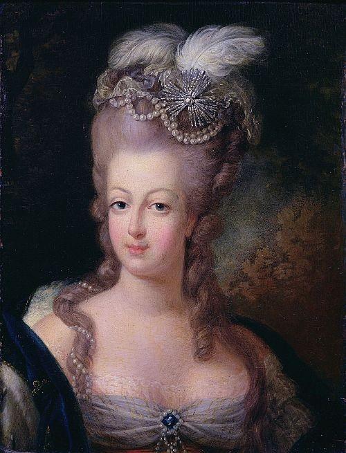 Pod koniec osiemnastego wieku damy nosiły monstrualne fryzury