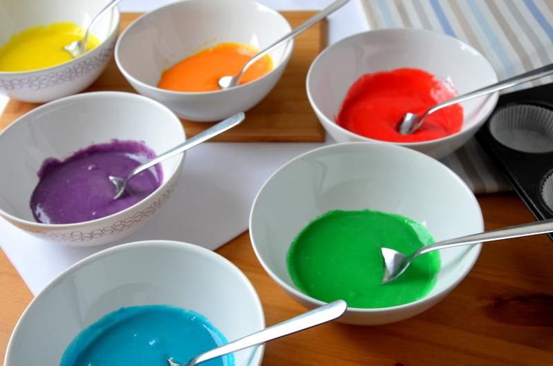 Markizy dekorujemy kolorowym lukrem