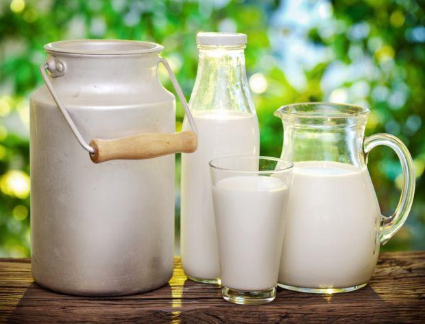 Mleko lub produkty mleczne powinny być częścią każdego dziecięcego posiłku