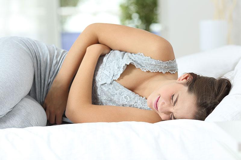 Sposoby na ból brzucha