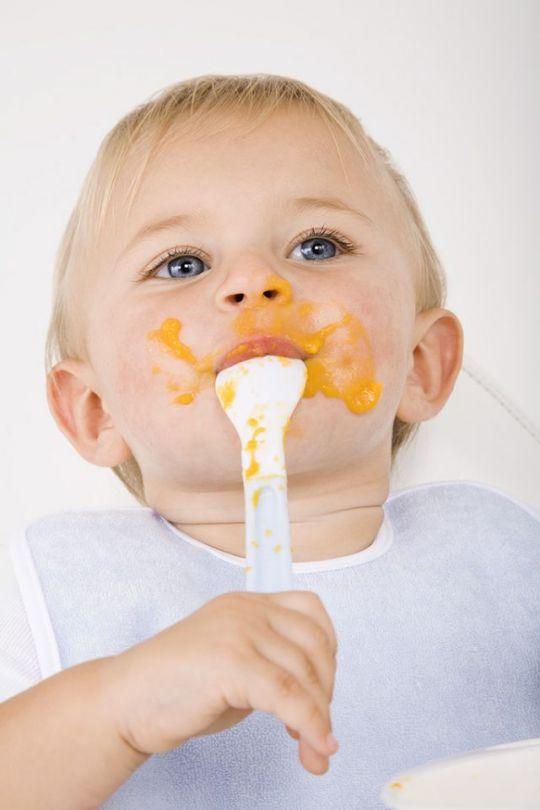 Jak rozszerzyć dietę dziecka?