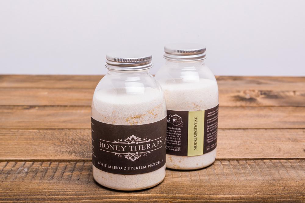 Kosmetyki na bazie koziego mleka, doskonale pielęgnują delikatną skórę