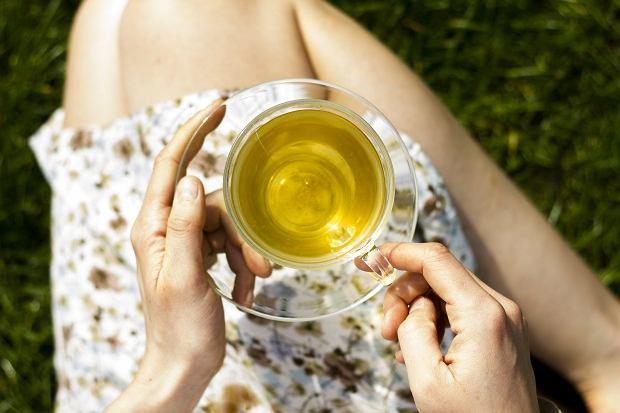 Herbatka ciążowa skutecznie złagodzi dolegliwości ciążowe