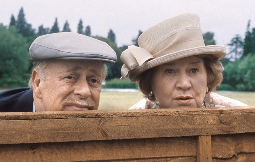 Hiacynta z mężem - Richardem