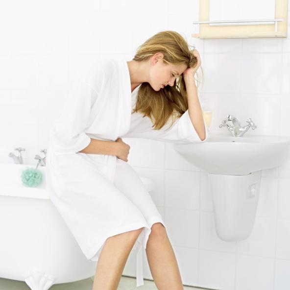 Jednym z objawów ciąży są mdłości