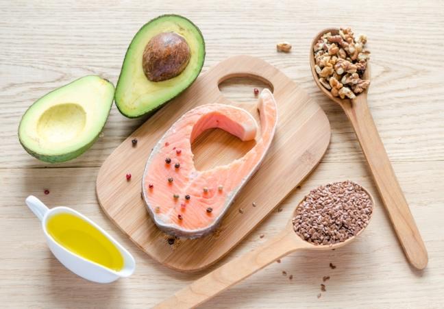 Dziecku warto podawać produkty bogate w kwasy tłuszczowe