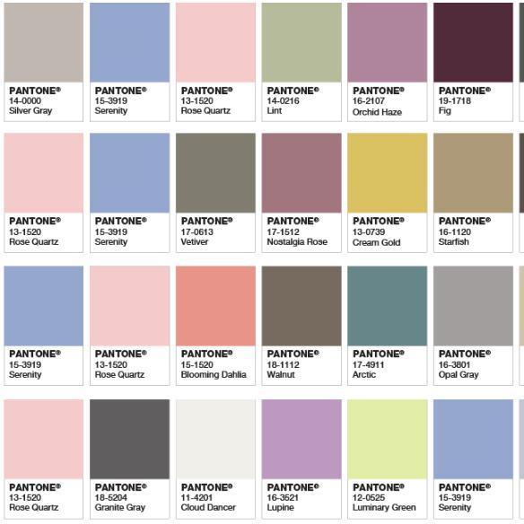 Pantone Institute specjalizuje się w identyfikacji kolorów