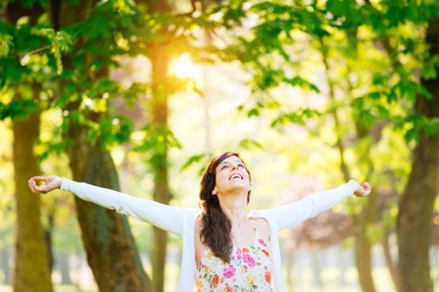 Wiosną warto zwolnic tempo życia i zadbać o siebie
