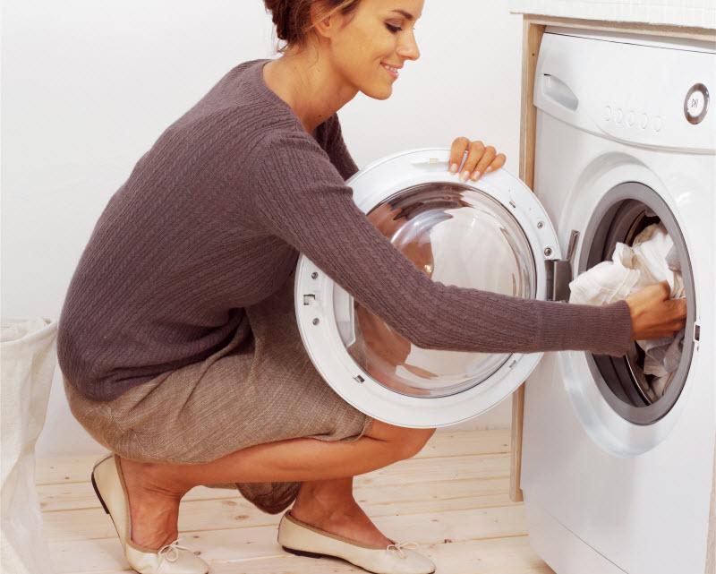 Bawełnę najlepiej jest prać w temperaturze 40 stopni Celsjusza