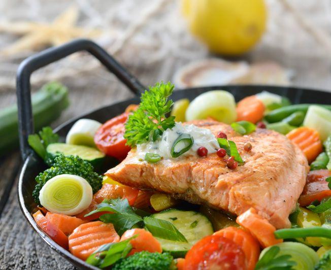 Wątroba potrzebuje składników, których dostarcza zróżnicowana dieta