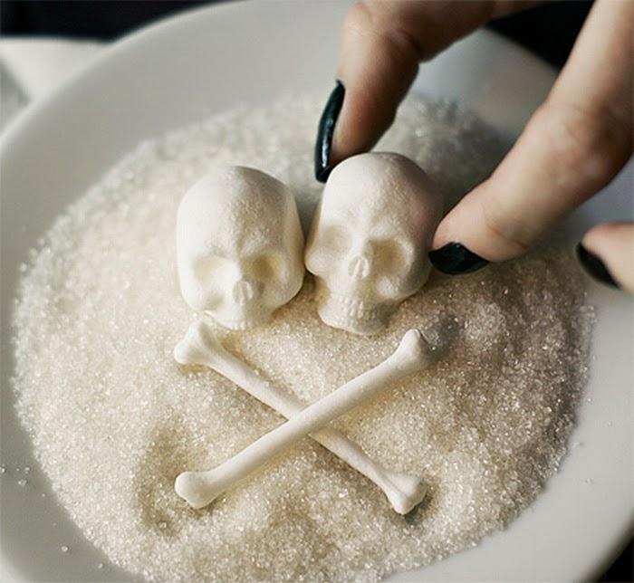 Nie bez powodu cukier został nazwany słodką trucizną
