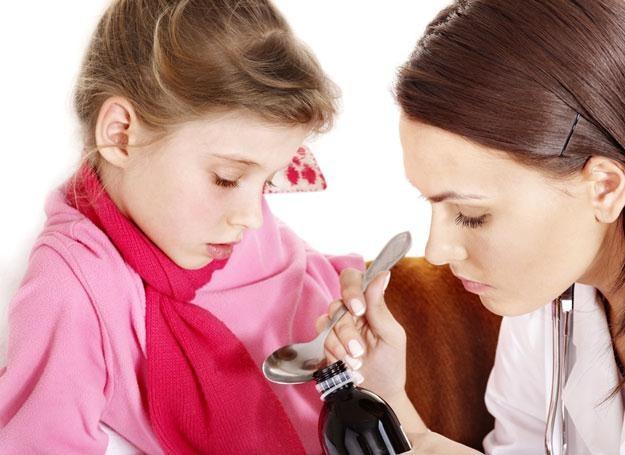 Środki z acetylocysteiną są produkowane także dla dzieci