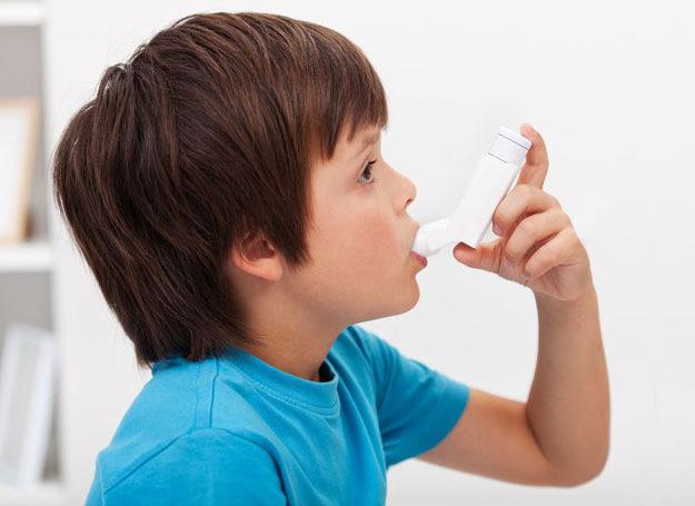 W razie podejrzenia astmy, należy skontaktować się z lekarzem