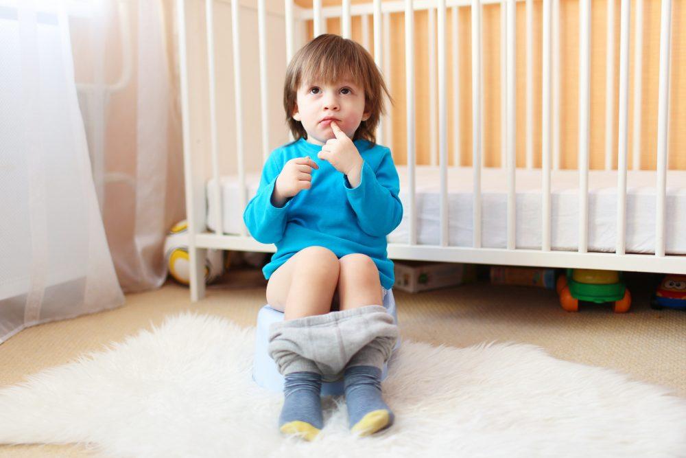 Podczas antybiotykoterapii u dziecka może wystąpić biegunka