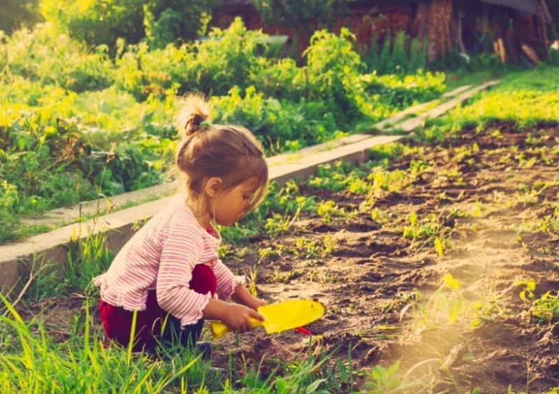 Dziecko powinno codziennie przebywać na świeżym powietrzu