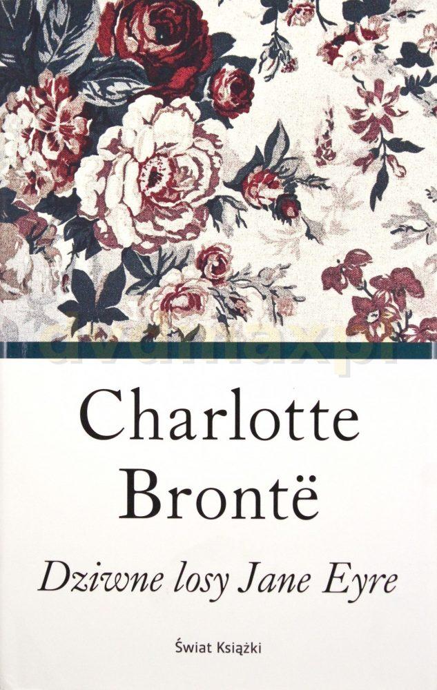 Okładka dzieła autorstwa Charlotte Bronte