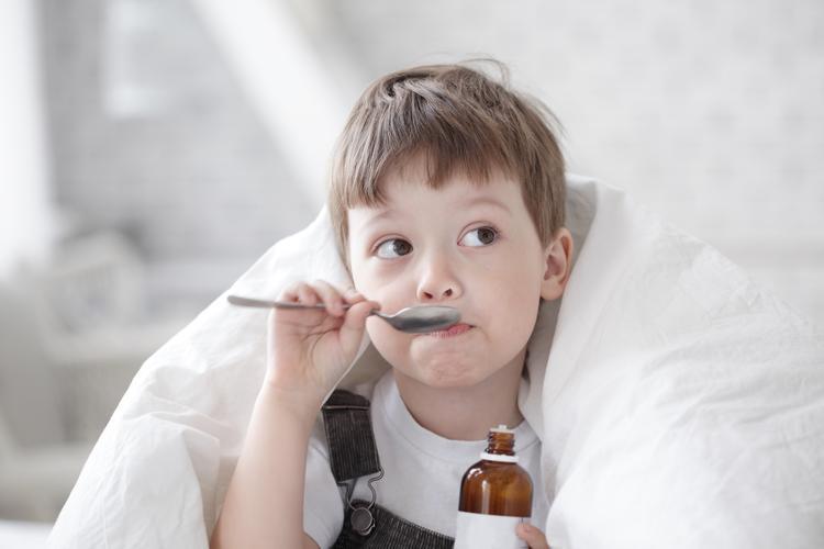 Gdy dziecko kaszle po chorobie