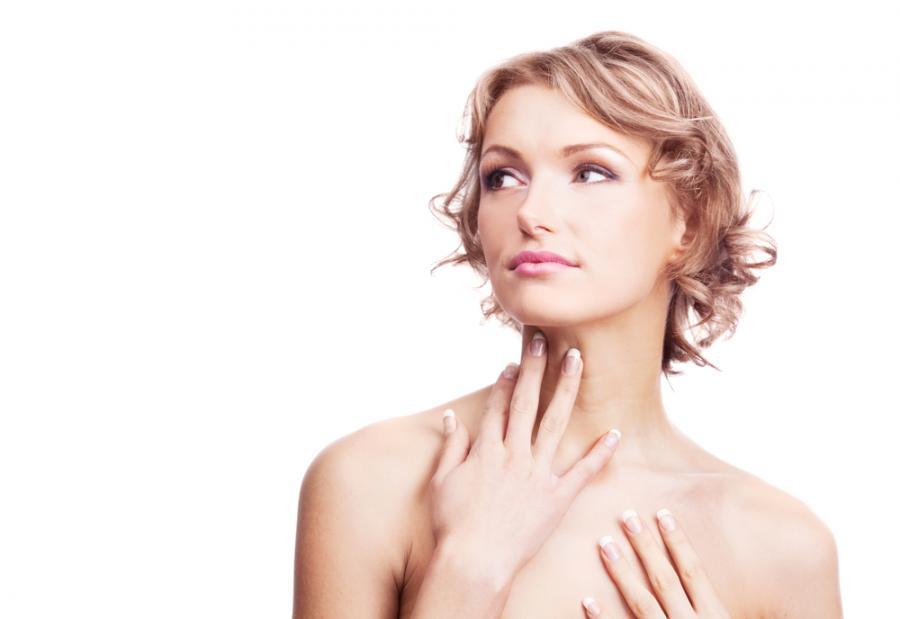 Do skóry szyi sprawdzą się pochodne kwasu glikolowego