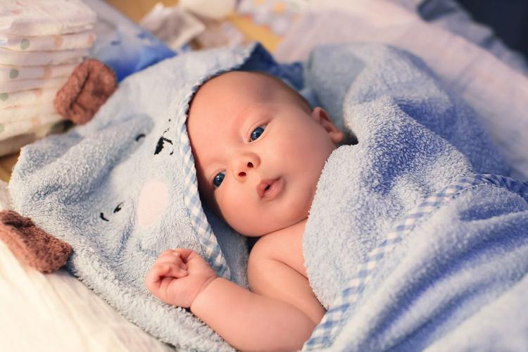 Noworodki nie przemieszczają się, przez co nie brudzą się zbyt szybko