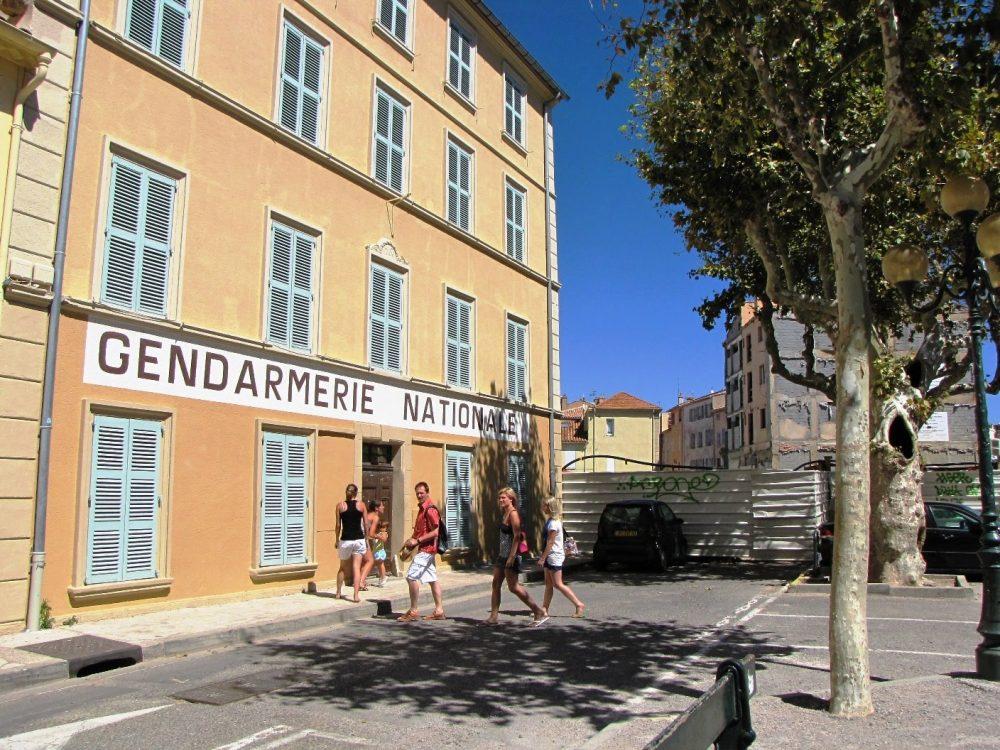 W filmowym posterunku Żandarmerii mieści się obecnie muzeum