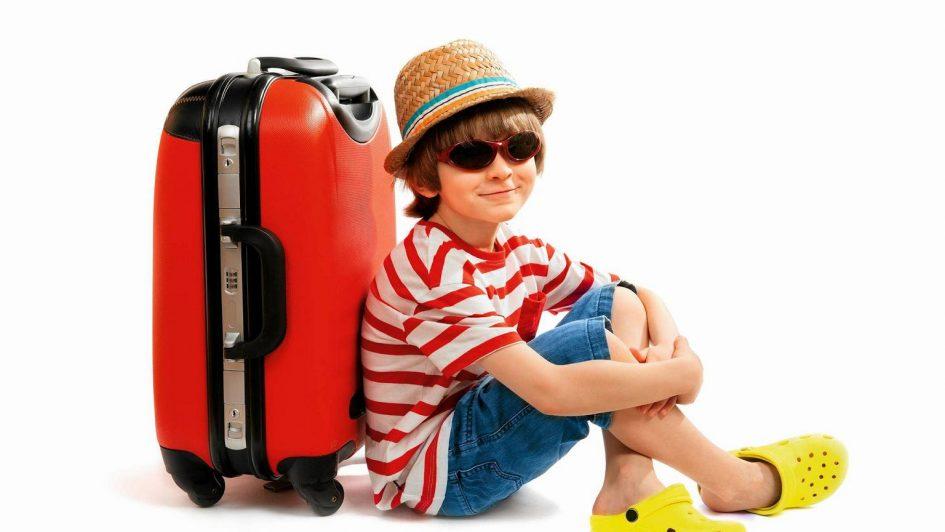 Dziecko w podróży