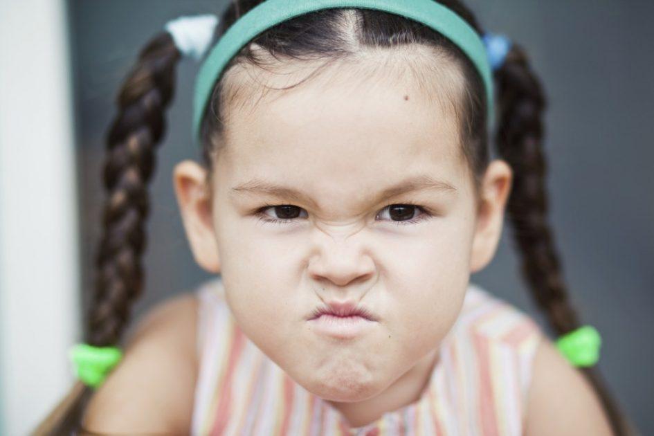 Agresja u dzieci