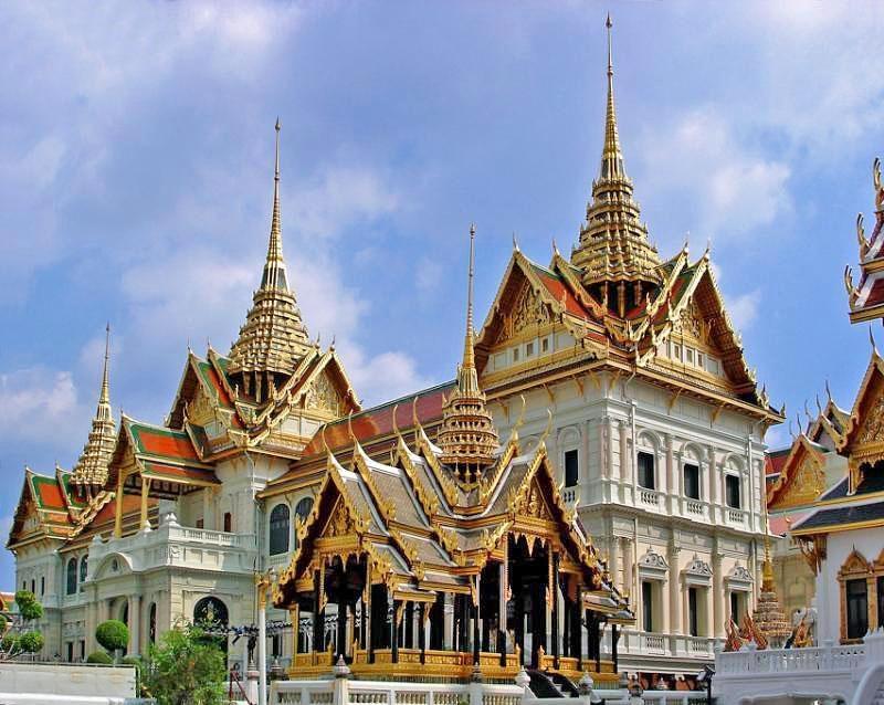 Zabytki w Bangkoku