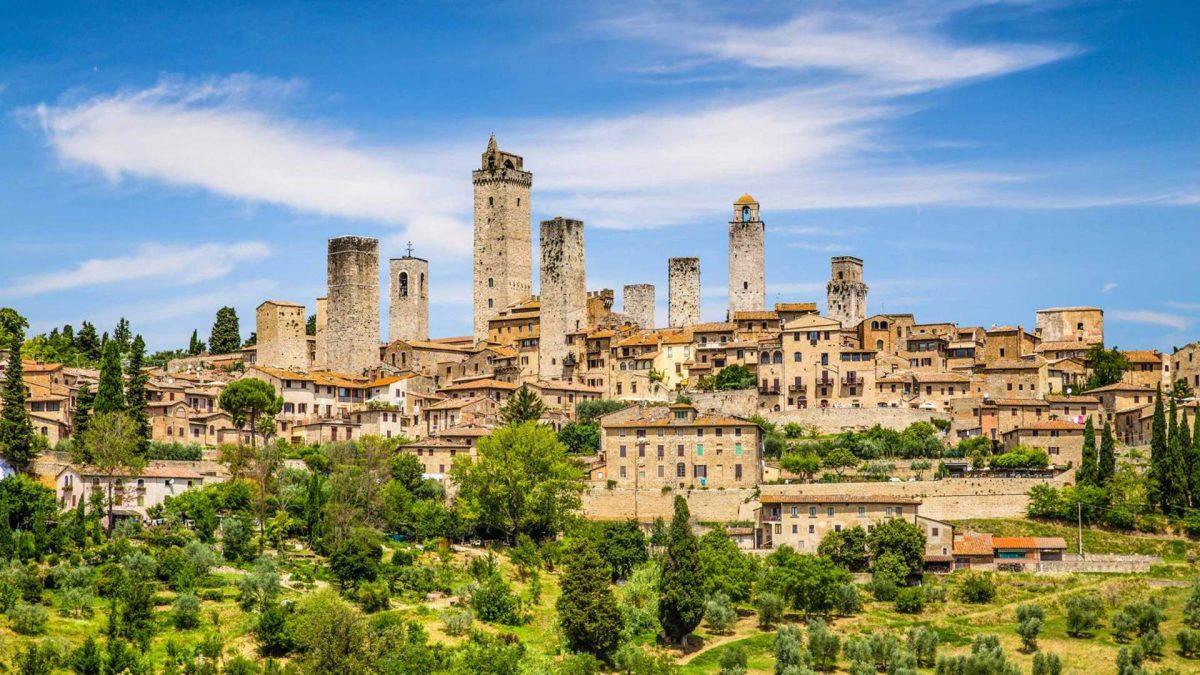 San Gimignano - miasto wież