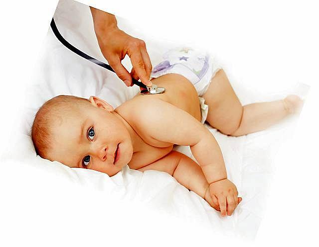Najmłodsze dzieci z opryszczką powinien obejrzeć lekarz